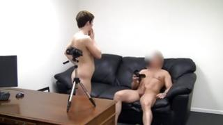 This copulation with fully nude kinky performers gonna be recorded